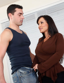 Lisa Ann & Ryan Driller in My Friend's Hot Mom
