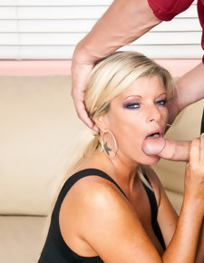 Chris Johnson & Kristal Summers in Seduced By A Cougar