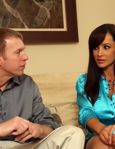 Lisa Ann & Mark Wood in My Friend's Hot Got