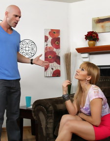 Lea Lexis & Johnny Sins in I have a Wife