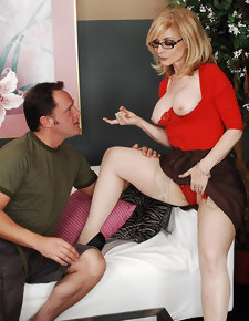 Nina Hartley & Alec Knight