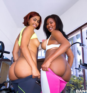 Juicy butts, Gorgeous Round fat asses